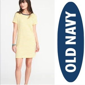 🆕Old Navy Striped T Shirt Dress